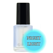 Night light Top Coat og Stamping lak