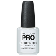 MOLLON PRO Express Dry Gloss Effect - 15 ml.