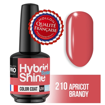 Hybrid Shine System - 210 Apricot Brandy, 8 ml