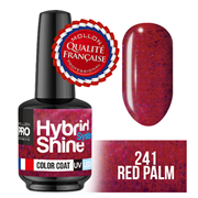 Hybrid Shine System - 241 Red Palm, 8 ml