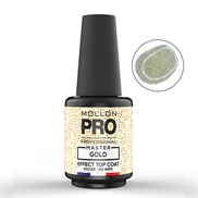 Master Gold UV/LED Top Coat (No Wipe)  - 12 ml