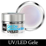 UV/LED Building Gele - Perfect Clear 01, 30 ml