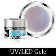 UV/LED Building Gele - Subtle White 08, 15 ml