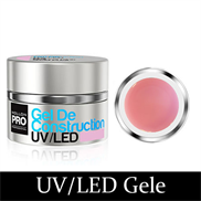 UV/LED Building Gele - Delicate Pink 09, 30 ml