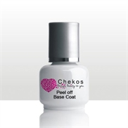 Chekos peel off base coat til neglelak