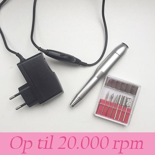 elektrisk neglefil til gelenegle