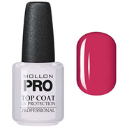 MOLLON PRO UV protection Top Coat - 15 ml.