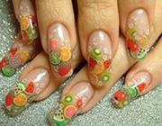 dekoration til negle