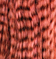 Tiger Trense extensions AAA Pink - ca 50 / 150cm